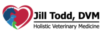 Jill Todd Doctor Veterinary Medicine Logo